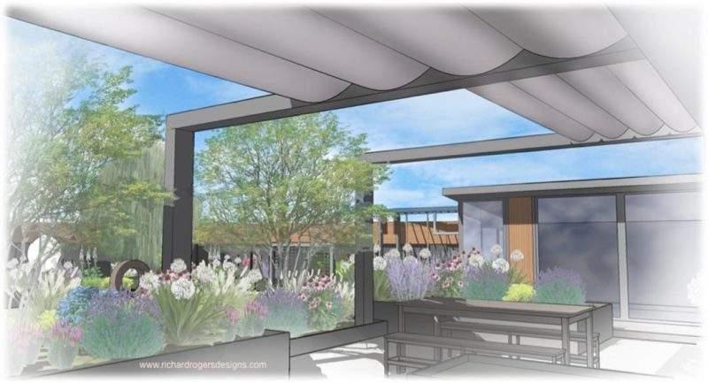 family garden concept design