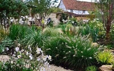 Garden design open for National Garden Scheme