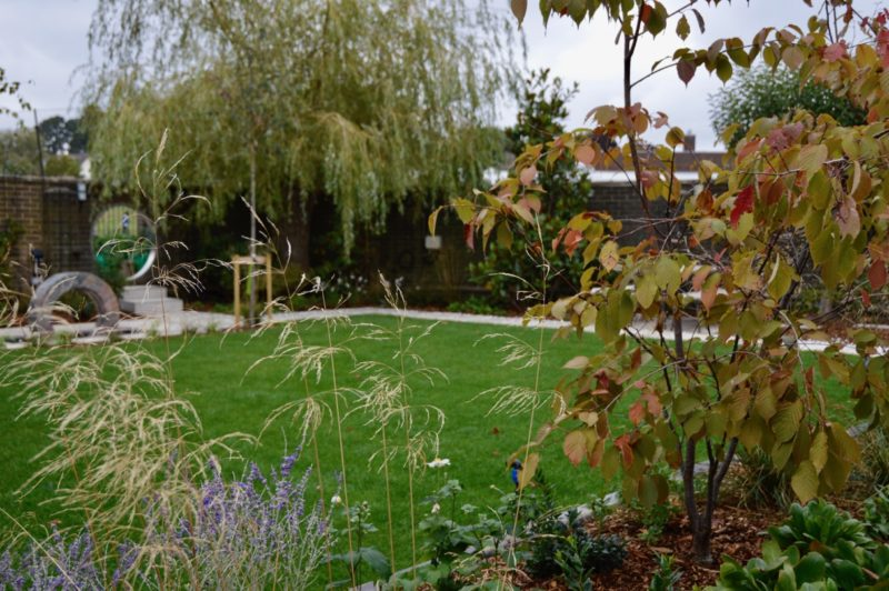 garden design in North London